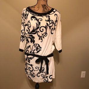 🌺White House/Black Market Dress/Long Shirt